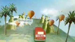 İdeal Kapadokya Gezisi