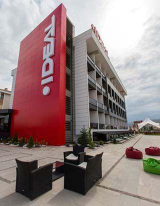 Konya'da 5 yıldızlı otel gibi yurt