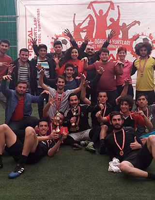 İdeal Futbol Turnuvası'nın şampiyonu belli oldu