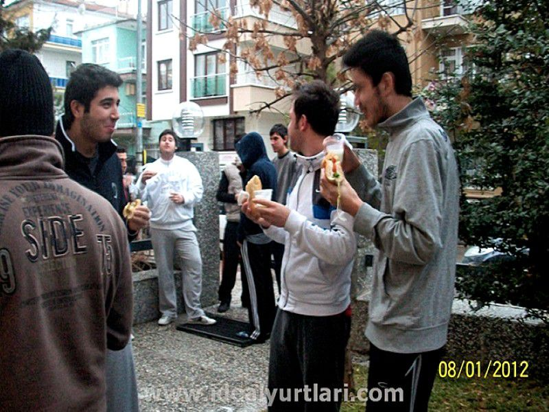 Ankara Yurtlarımızda Mangal Partisi