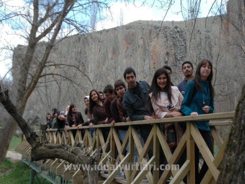 Kapadokya Gezisi