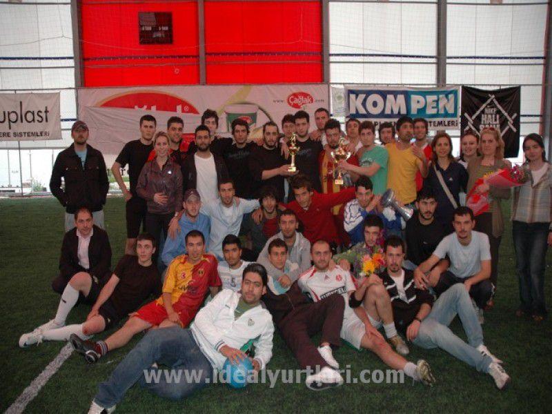 2009-2010 İdeal Geleneksel Futbol Turnuvası