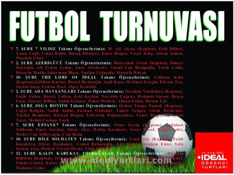 2008-2009 İdeal Futbol Turnuvası