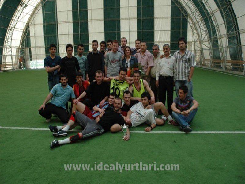 Geleneksel İdeal Futbol Turnuvası 2007-2008 Şampiyonumuz