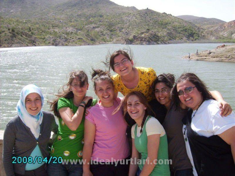 Konya Kız Yurdu Öğrencilerimiz Piknikte Buluştular