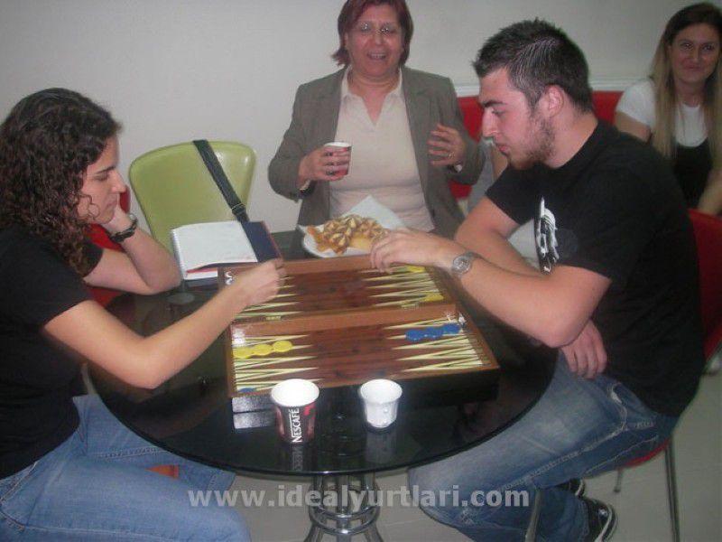 Ankara Tavla Turnuvası Şampiyonumuz