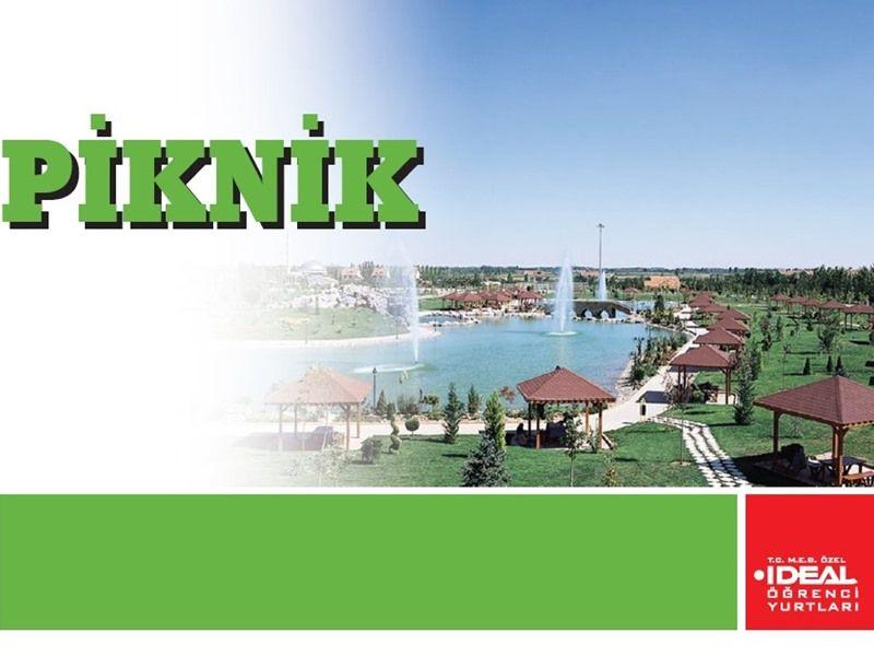 2. Dönem Piknik Konya
