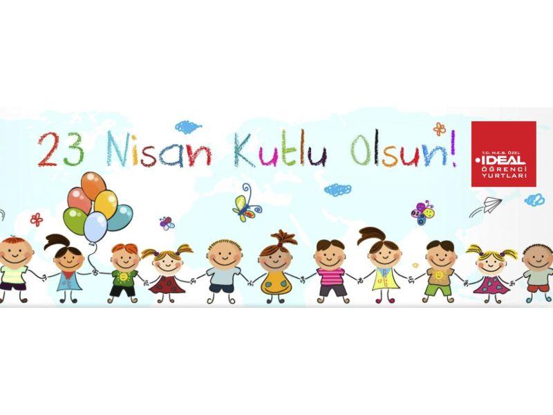 Çocuk Bayramımız Kutlu Olsun
