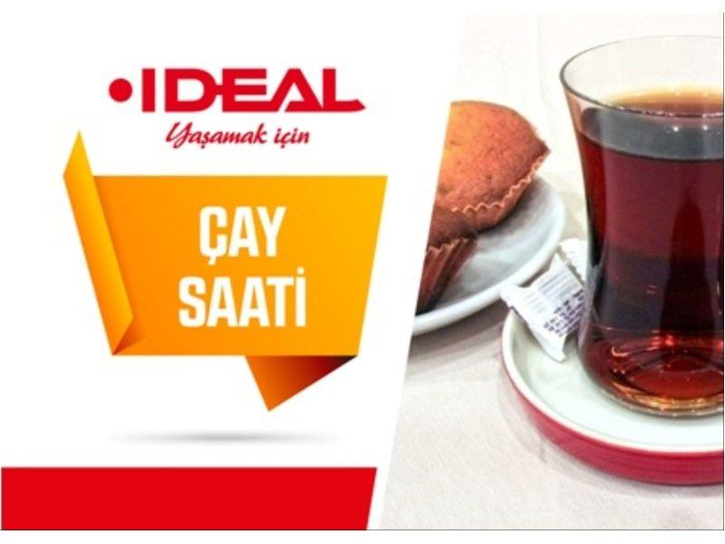 Konya Şubelerimizde Çay Saati..