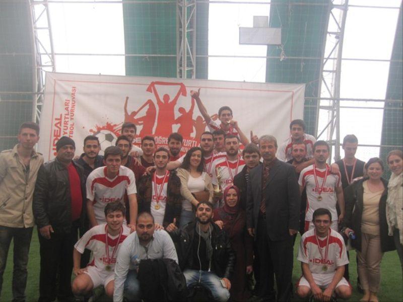 2014/2015 Futbol Turnuvası