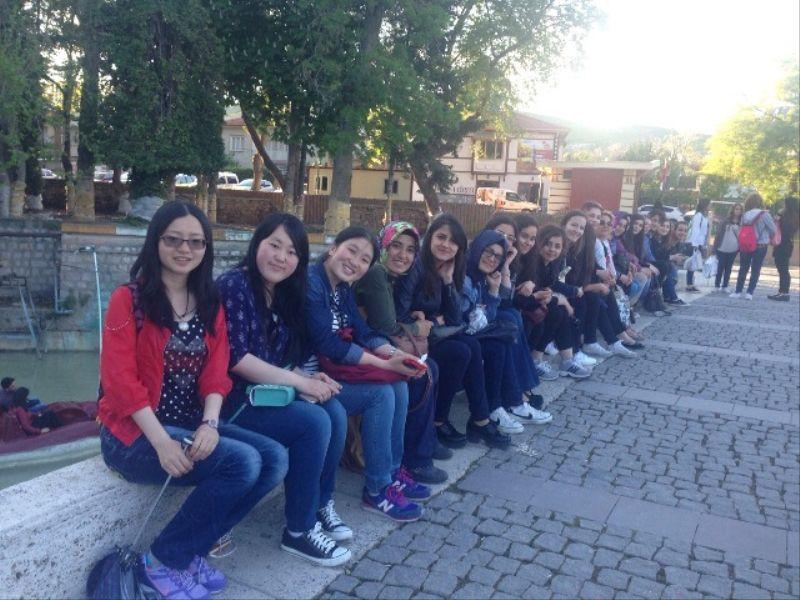 Ankara Yurtlarımızdan Konya Gezisi