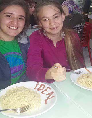 Spaghetti Partisi