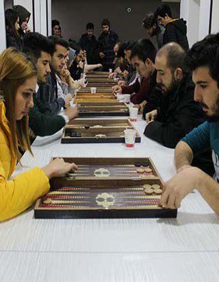 Tavla Satranç Turnuvası
