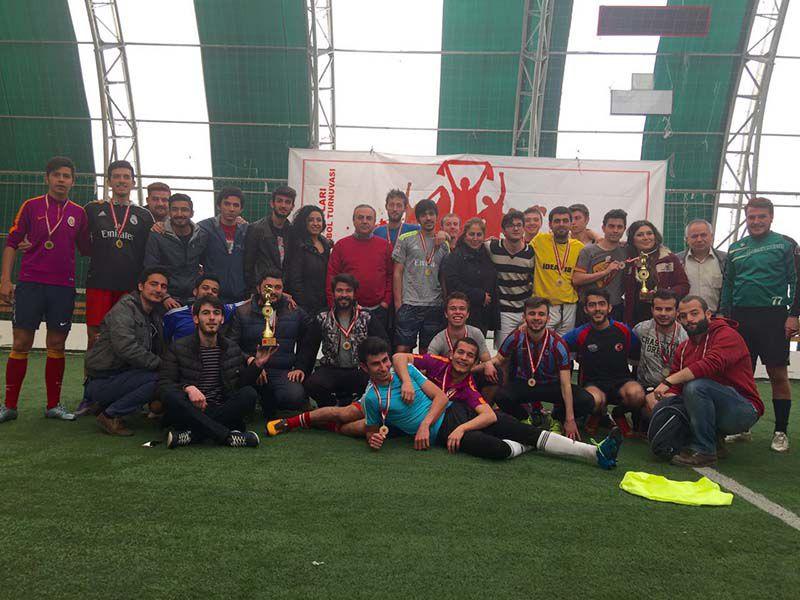 Futbol Turnuvası '' Kupa İdeal''