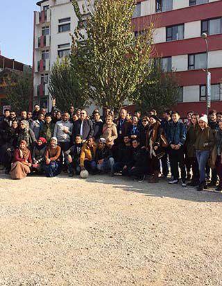 Ankara Şubeleri Konya Gezisi