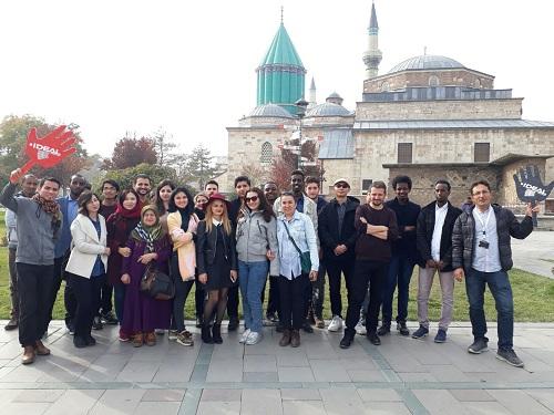 Ankara Yurtları Konya Gezisi