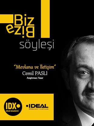 IDEX İdeal Akademi - Cemil PASLI Mevlana ve İletişim