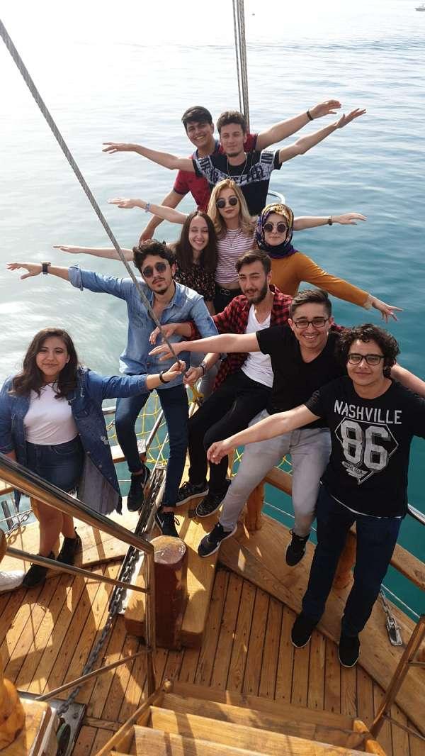 İdeal'liler Akdeniz Tatilinde