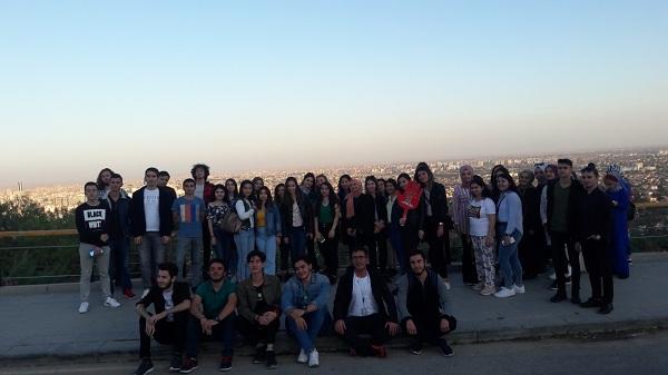 İdeal Öğrencileri Konya Gezisinde