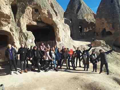 İdealliler Kapadokya da