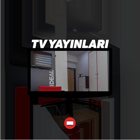 TV YAYINLARI